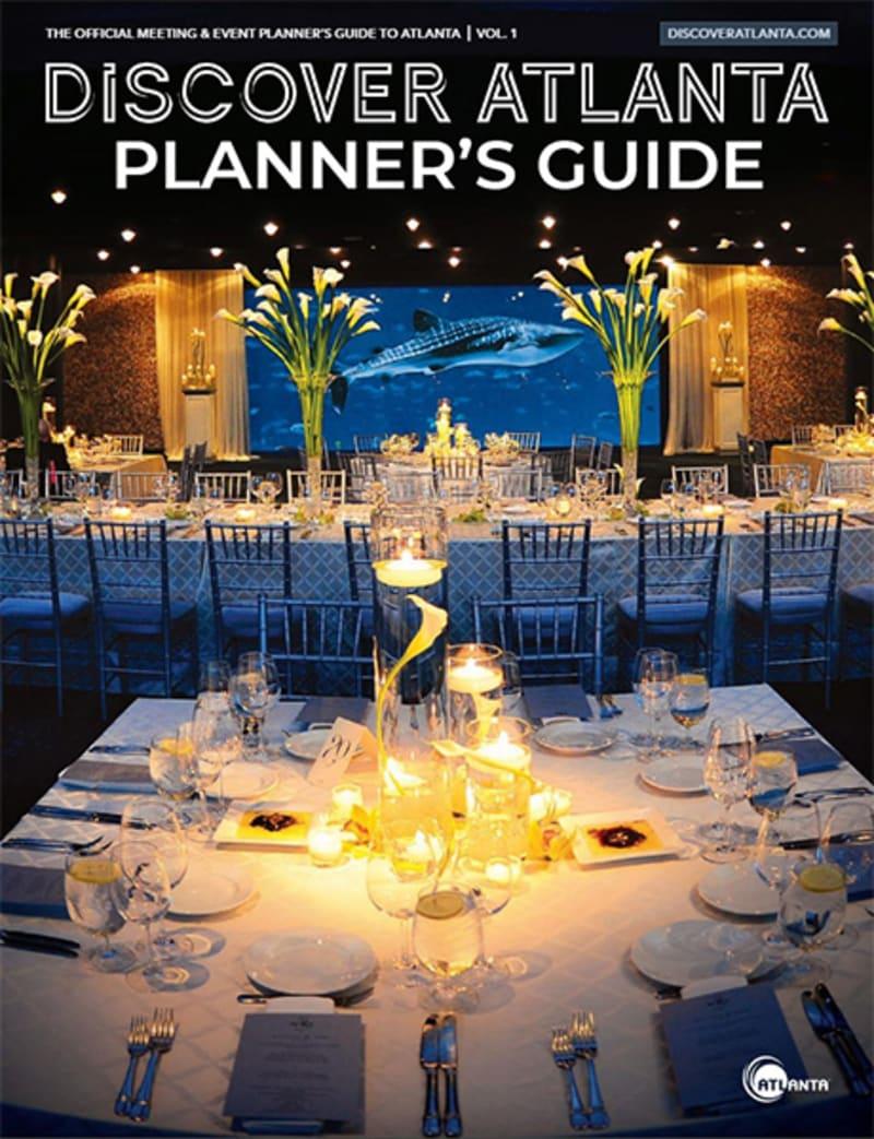 Discover Atlanta's Planner's Guide