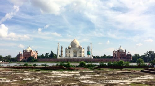 A month in North India