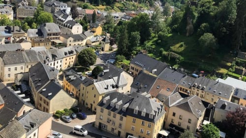 A weekend in one of the smallest and wealthiest countries in the world - Luxembourg!