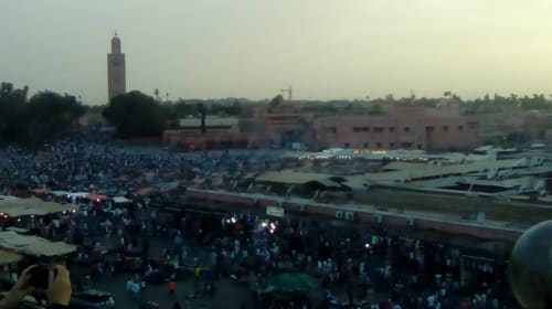 Morocco Madness