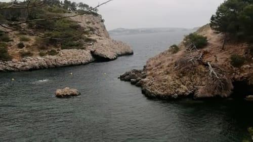 50 shades of blue - Mallorca beaches vacation