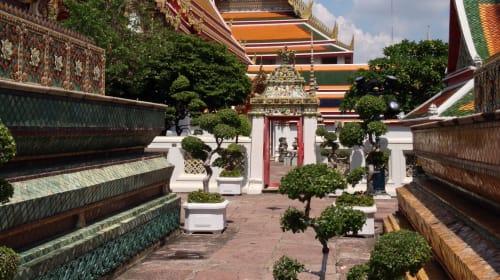 My first solo trip, Magic Thailand