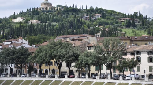 A trip to northern Italy