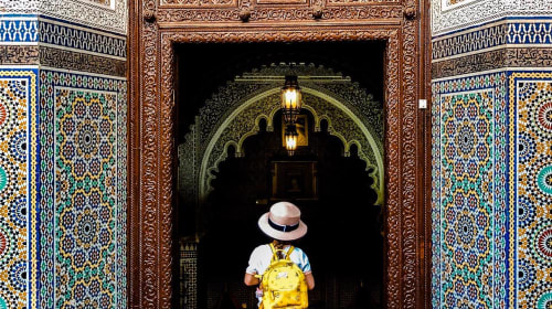 Finding Magic in Morocco