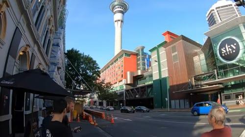 New Zealand - A Whole New World