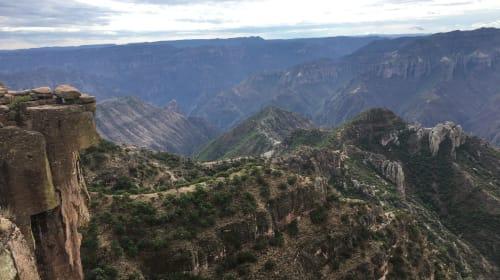 Baja California Sur and the El Chepe train
