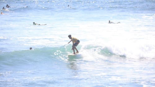 More surf in El Salvador