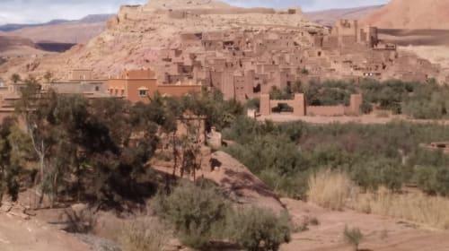 Short break in Marrakesh and around