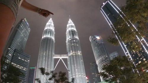 Kuala Lumpur beyond the Petronas Towers