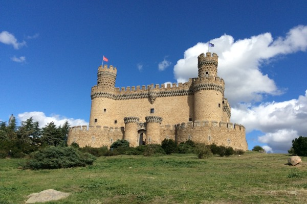 Village Hopping in the Guadarrama Mountains