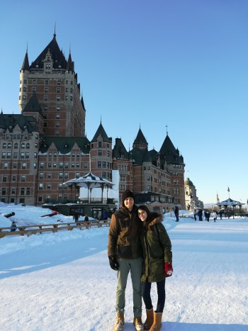 Two weeks in Quebec