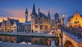 2 weeks in Belgium