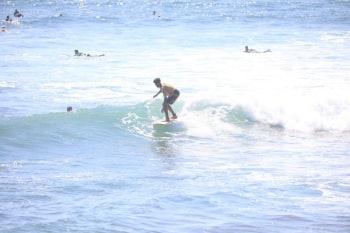 More surf in El Salvador