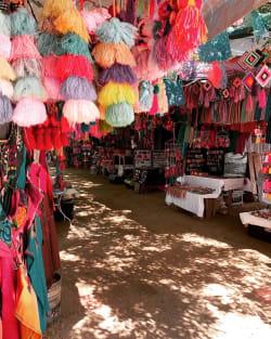 Market in Sayulita