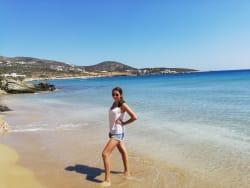 Kryssi Akti beach Paros