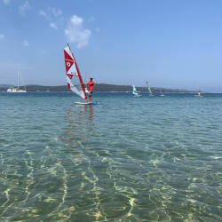 Windsurfing lessons