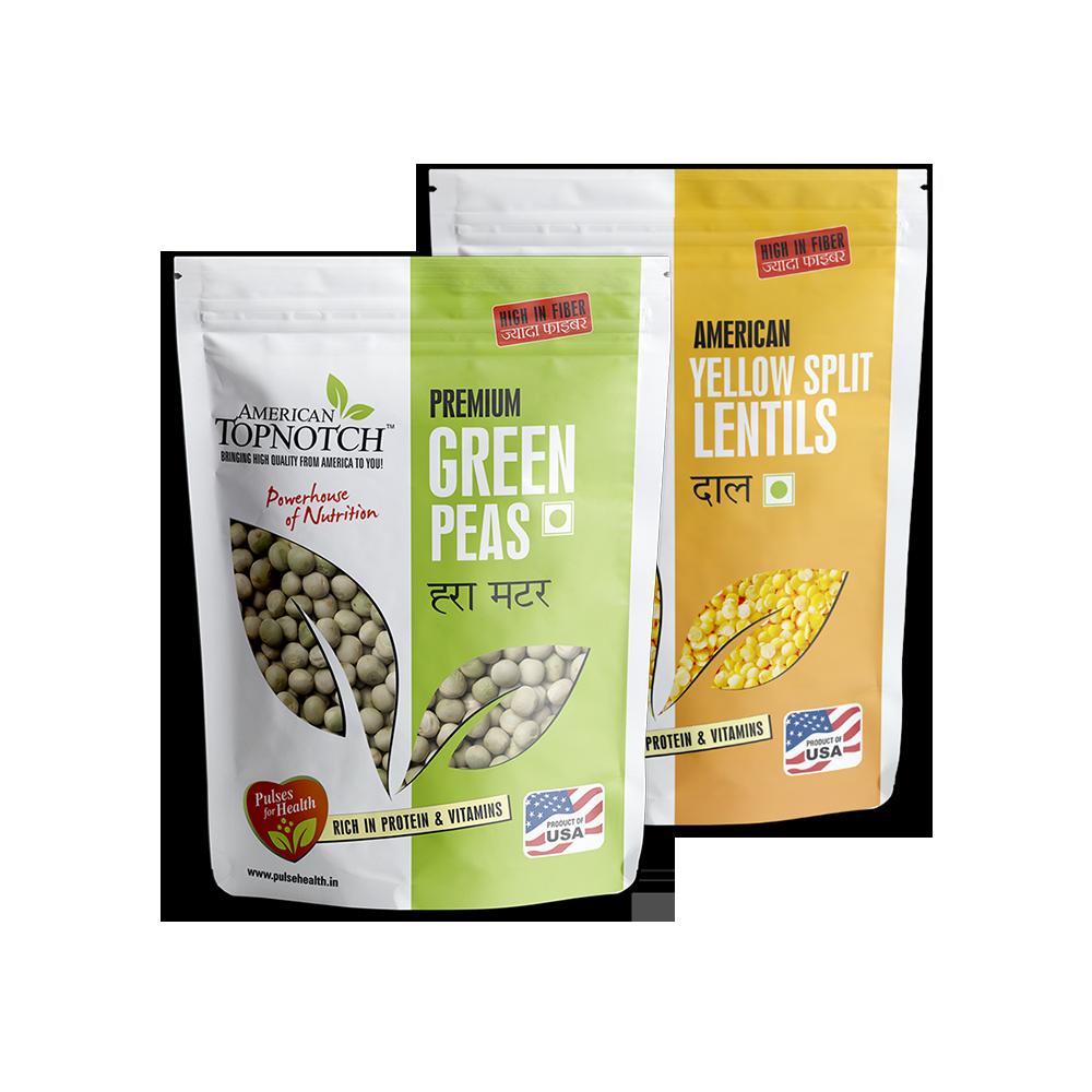 GreenPea-YellowSplit