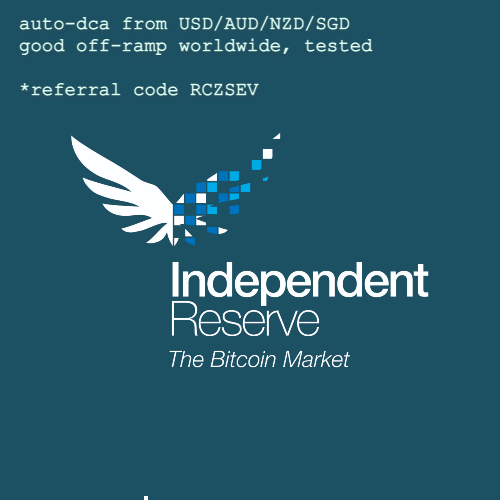 Independent Reserve DCA