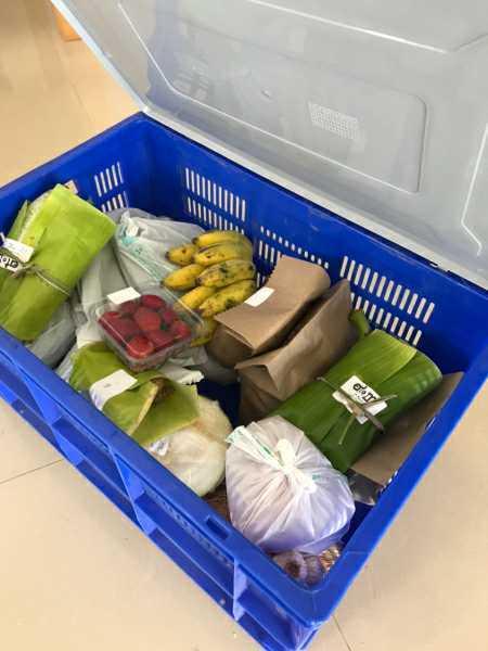 Sealed produce