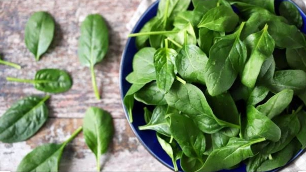 Spinach.
