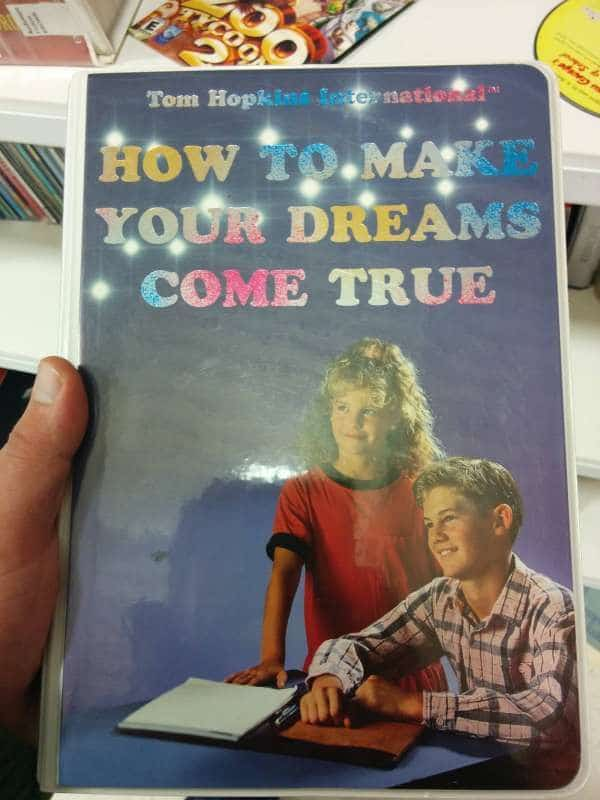 Dreams Come True VHS