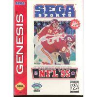 NFL '95 - Sega Genesis