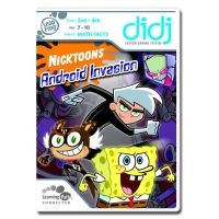 Nicktoons: Android Invasion - LeapFrog Didj