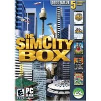The SimCity Box - PC