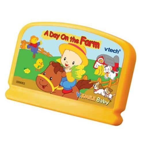 A Day On The Farm - VTech V.Smile Baby
