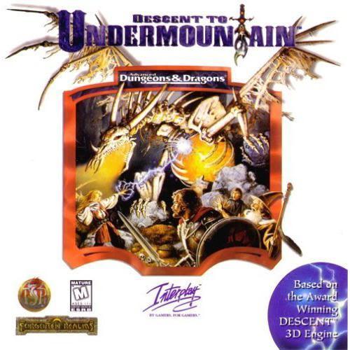 Descent to Undermountain - PC