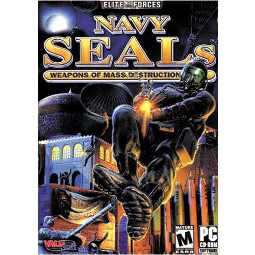 Elite Forces: Navy SEALs Weapons of Mass Destruction - PC