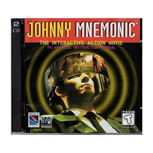 Johnny Mnemonic: The Interactive Action Movie - PC