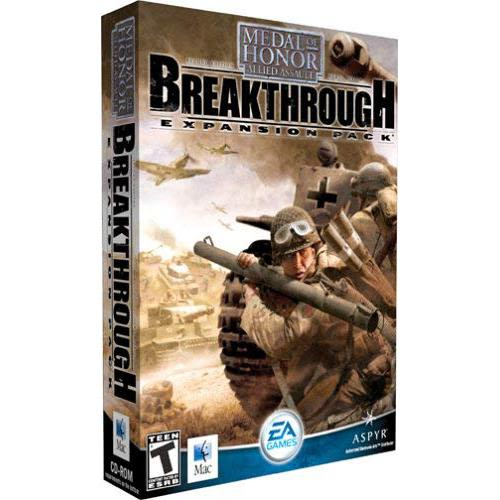 Medal of Honor: Allied Assault Breakthrough Expansion Pack - PC