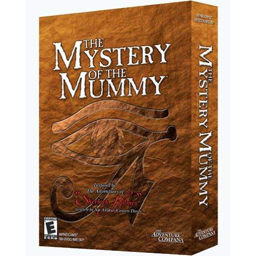 Mystery of the Mummy - PC