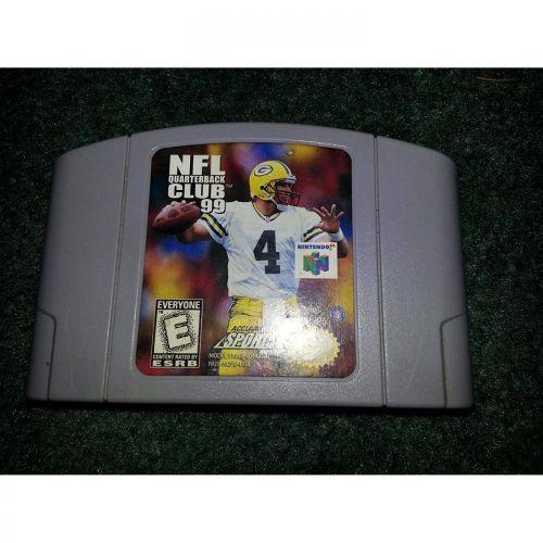 NFL Quarterback Club 99 - N64