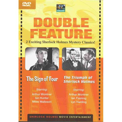 The Sign Of Four/The Triumph Of Sherlock Holmes