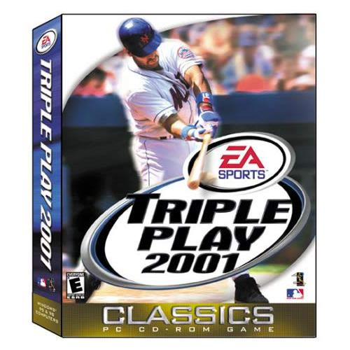 Triple Play 2001 - PC