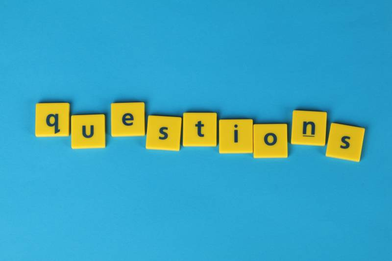 Web agencies will need to ask plenty of questions so they can understand what you need