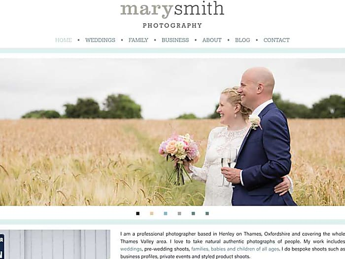 Mary Smith Photography, Oxfordshire