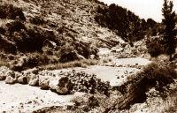 """חאן שער הגיא - הנצחת פורצי הדרך לירושלים ומלווי השיירות מחטיבת פלמ""""ח-הראל"""