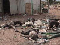 הפסקת הסיוע הצבאי לכוחות רצחניים הפוגעים באנושות
