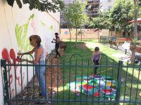 גינת כלבים- הכובשים, תל אביב