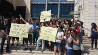 תמיכה בשביתת מקצועות הבריאות
