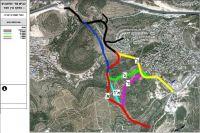 מסרבים להרס הרי ירושלים - אומרים לא לכביש המגרסה!
