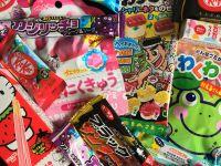 הבאת הממתקים/חטיפים יפנים לשופרסל