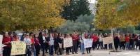 סטודנטים וחברי סגל מבתי הספר לעבודה סוציאלית תומכים במאבק