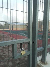 פיתחו את מגרש הכדורסל שברחוב לנקין