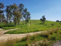 התנגדות להרחבת פסי הרכבת בסמוך לשמורת הטבע עיינות גבתון