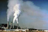 זיהום אוויר בישראל