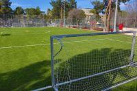 זירוז בניית מגרש הכדורגל הסינטטי בעין צורים